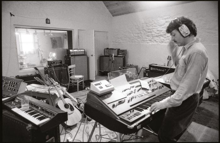 McCartney 2 recordings