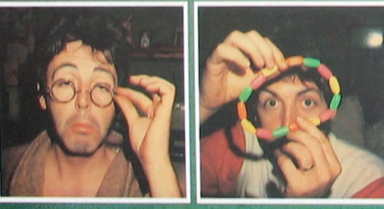 McCartney II Paul McCartneys Experimental Masterpiece The Secret