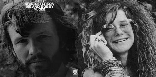 Me and Bobby McGee Janis Joplin Kris Kristofferson