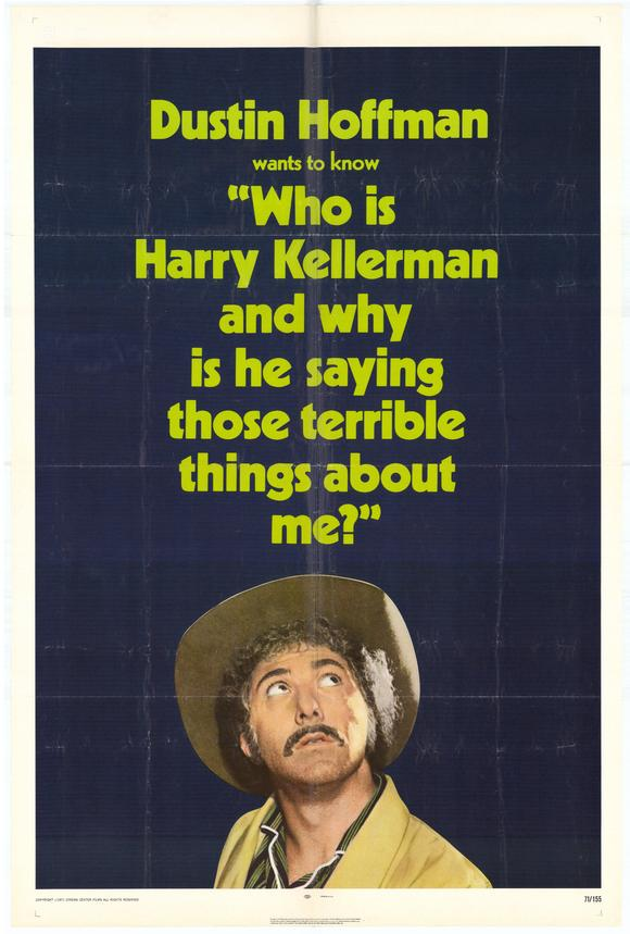 obscure dustin hoffman film harry kellerman