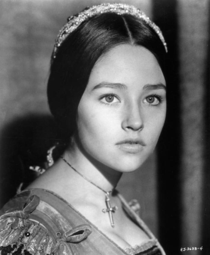 Olivia Hussey Romeo & Juliet
