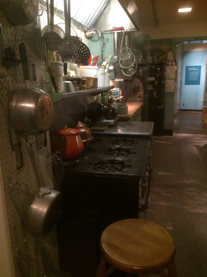 original julia child kitchen