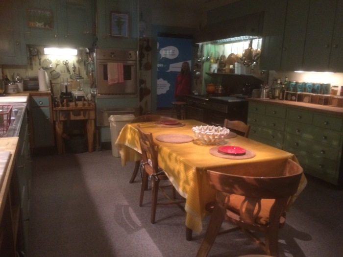 Smithsonian Julia Child exhibit Washington DC