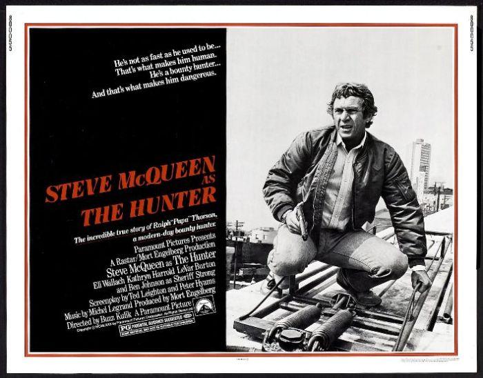 the hunter steve mcqueen