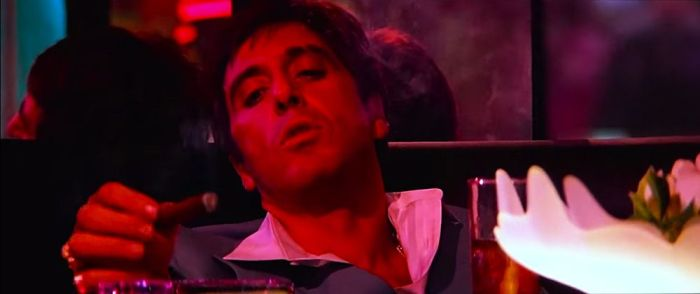 tony montana club mashup movie