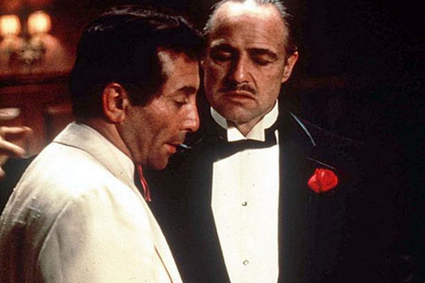 Image result for al martino in the godfather