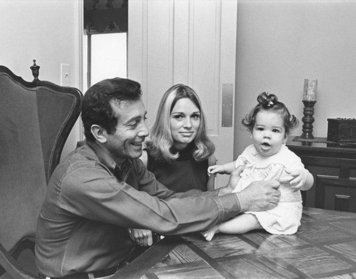 Alison Martino with Dad Al Martino