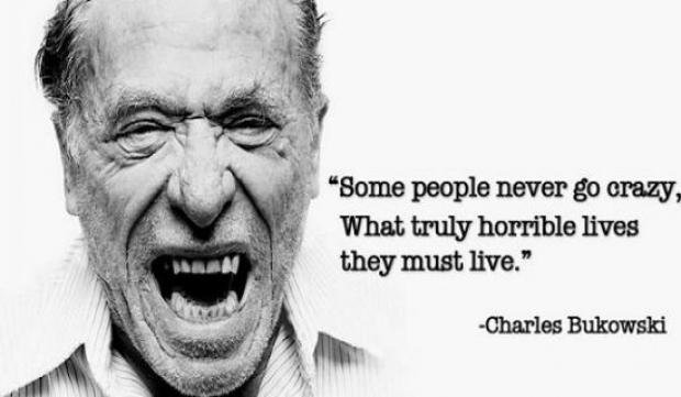 best Charles Bukowski quotes