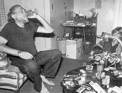 Charles Bukowski books