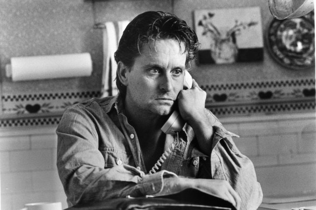 Fatal Attraction Michael Douglas