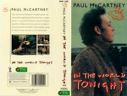 In The World Tonight Paul McCartney