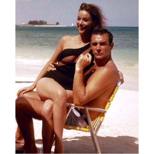 James Bond Claudine Auger