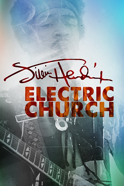 Key Art for the SHOWTIME documentary Jimi Hendrix: Electric Church. PHOTO: Courtesy of SHOWTIME