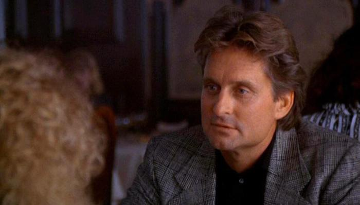 Michael Douglas Fatal Attraction