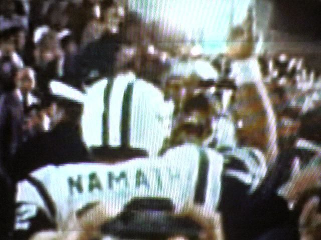 nfl upset joe namath