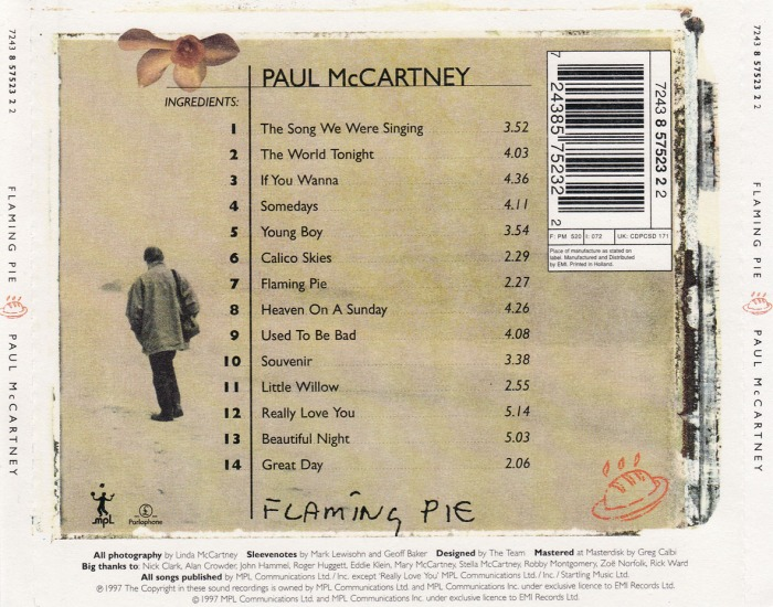 Paul_McCartney-Flaming_Pie-Tracklist