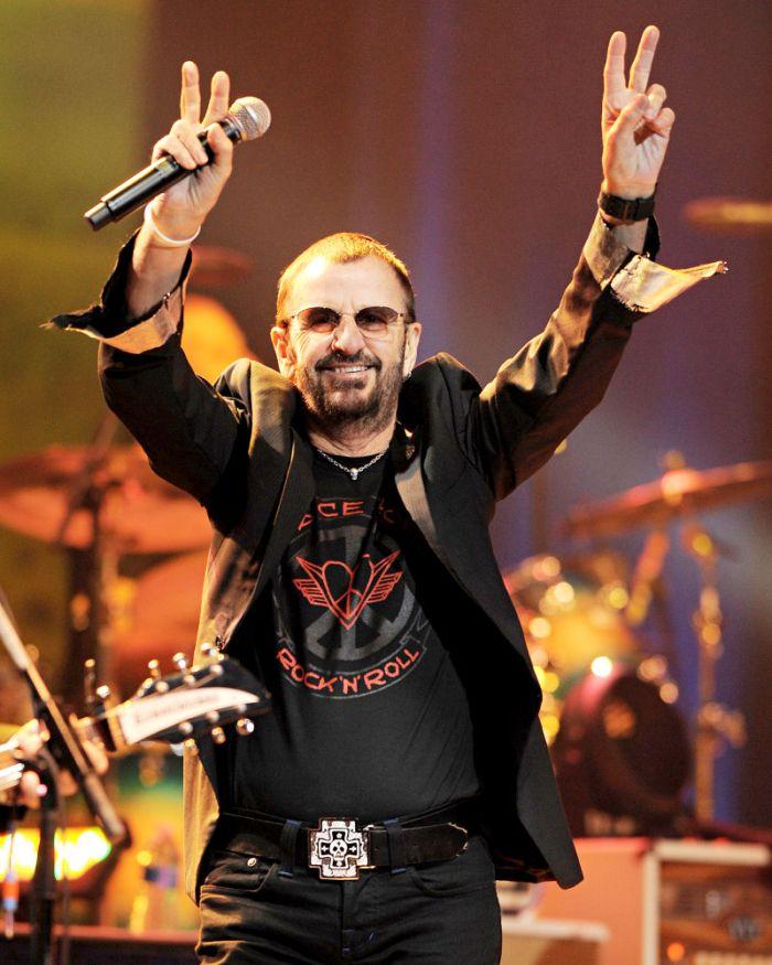 Ringo Starr concert