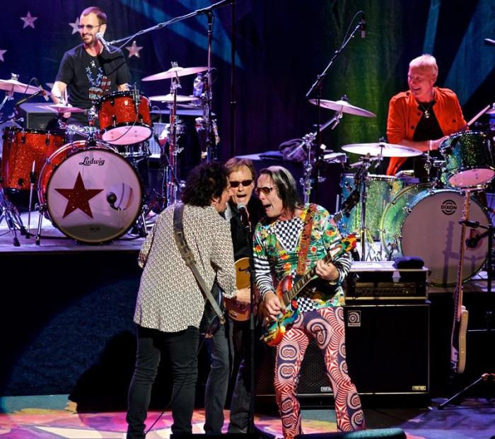 Ringo starr live concert dates