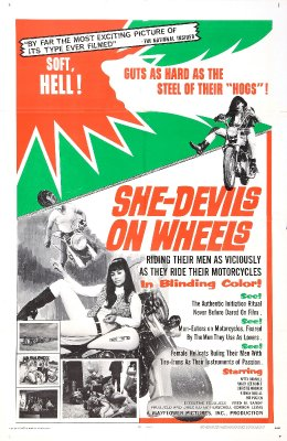she devils on wheels movie