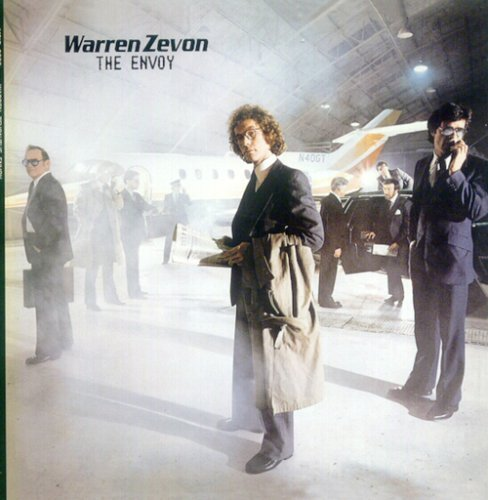The_Envoy_Warren_Zevon_album