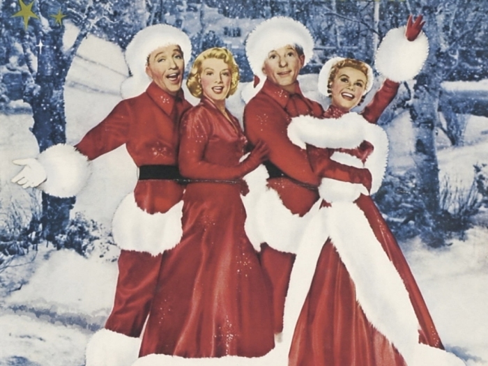 White-Christmas holiday