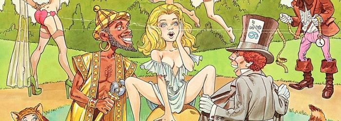 alice in wonderland x-rated version