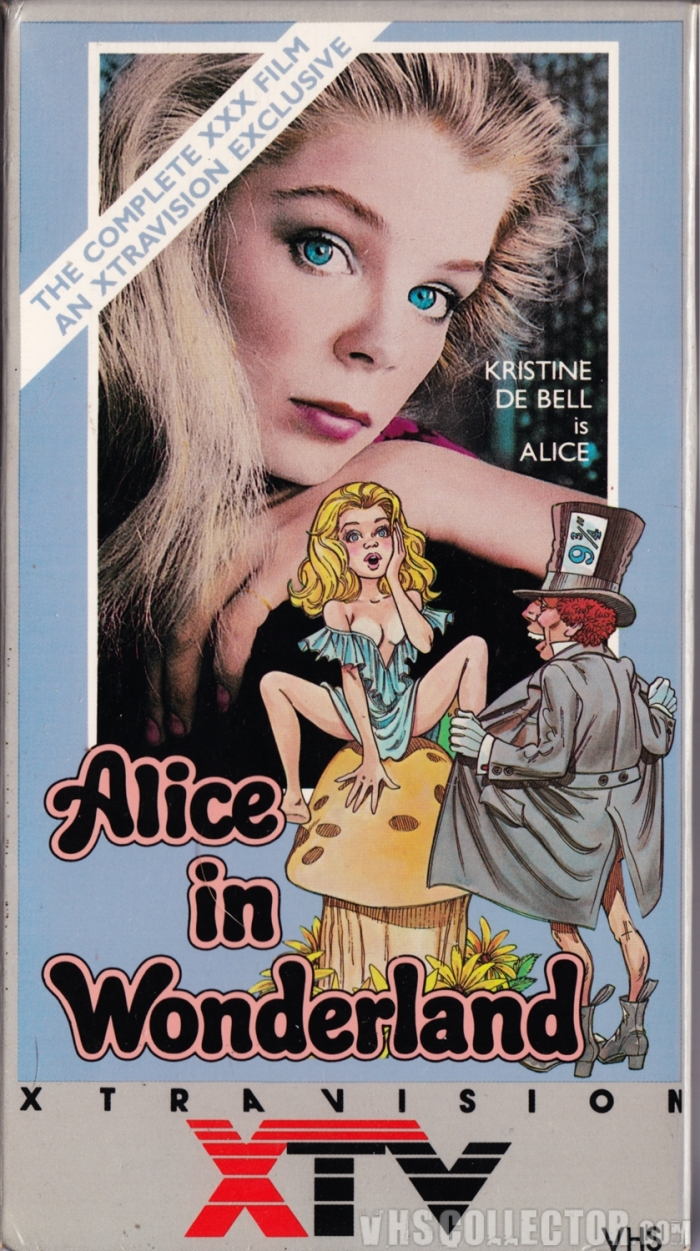 Alice in wonderland adult movie