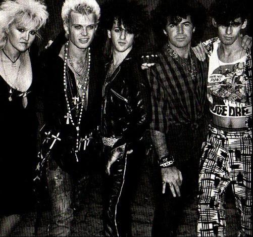 billy idol trivia