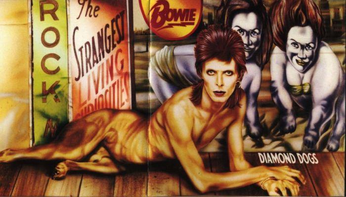David Bowie Diamond Dogs