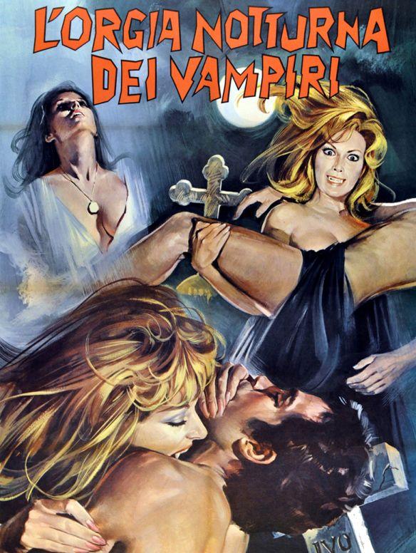 erotic vampire horror