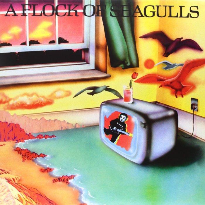 Flock of Seagulls albums