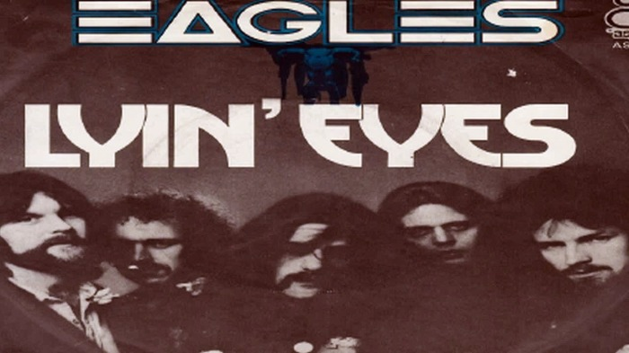Glenn Frey lyin' eyes