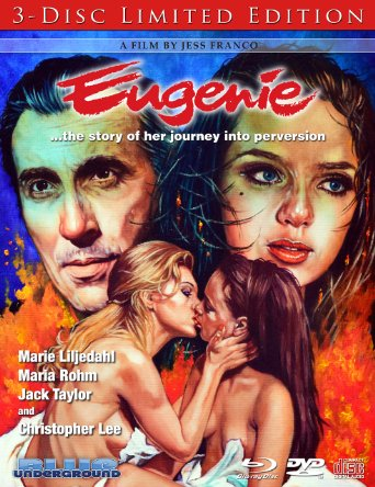 new Eugenie S&M bluray release