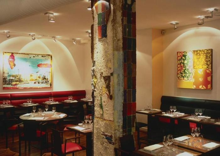Restaurant-Paris-ze kitchen gallerie