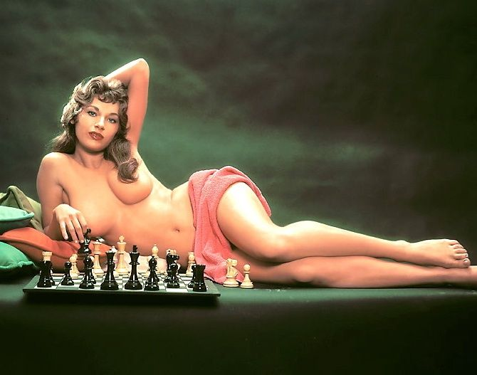 Shocking death of Yvette Vickers