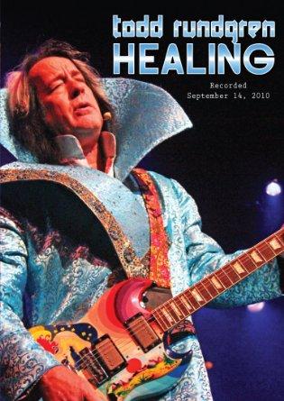 Todd Rundgren Healing CD live