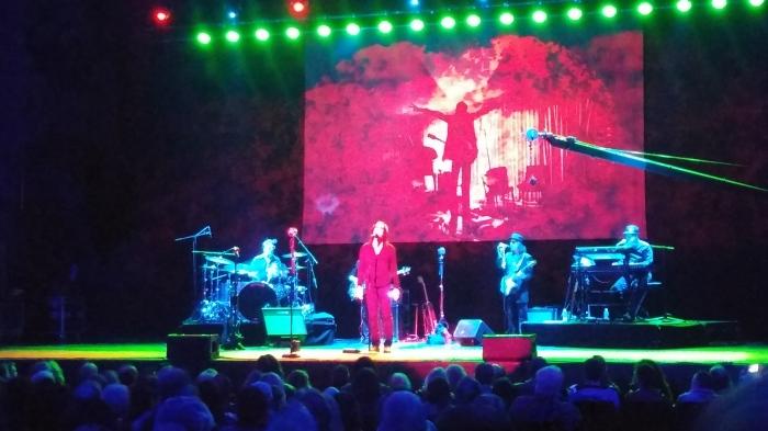 Todd Rundgren Live Beverly Hills