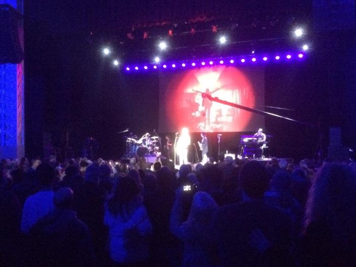 Todd Rundgren Live Saban Theater