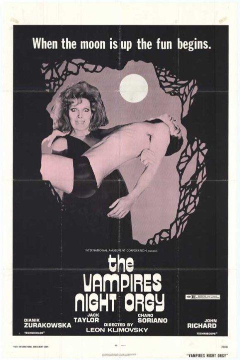Vamores Night Orgy