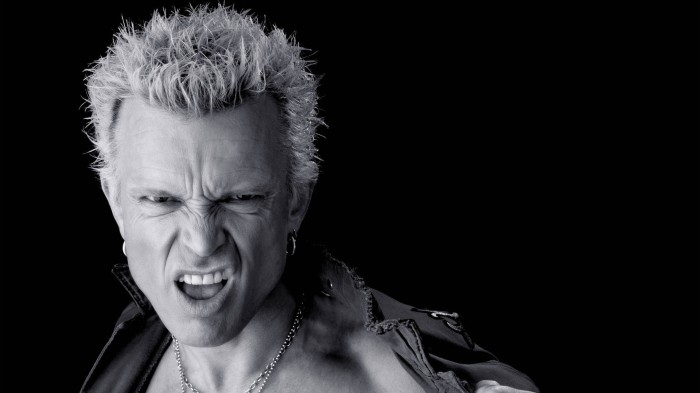 Why Billy Idol matters