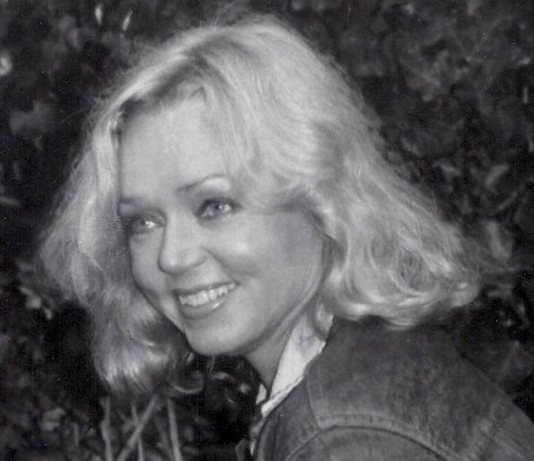 Yvette Vickers death