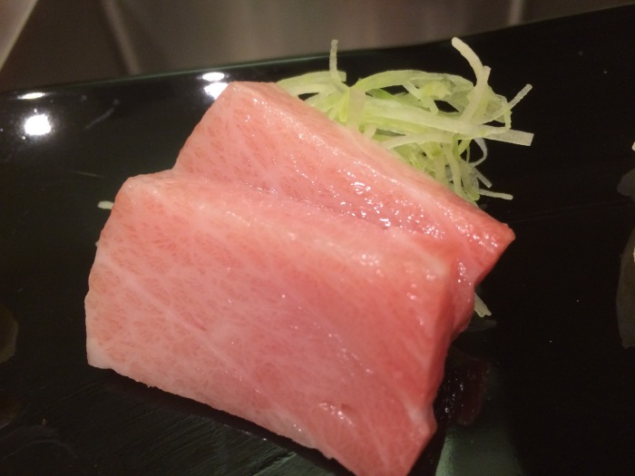 best sushi endo fatty tuna