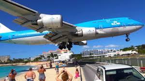dangerous plane landings