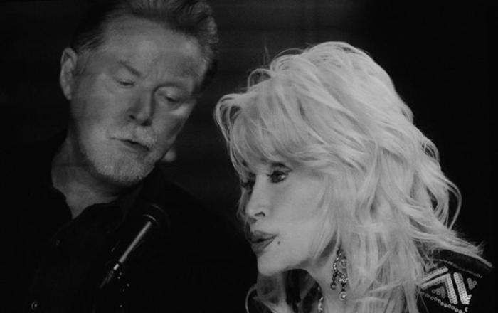 Don Henley and Dolly Parton