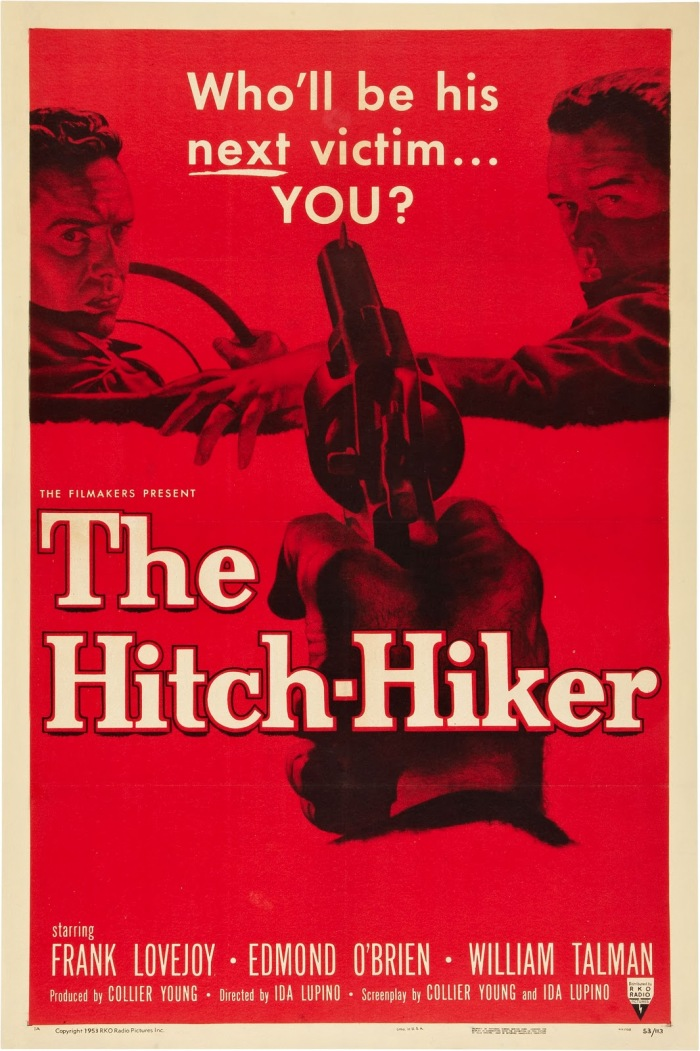hitchhiker poster