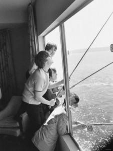 John Lennon The Beatles Fishing