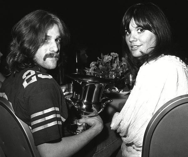 Linda Ronstadt and Glenn Frey Eagles