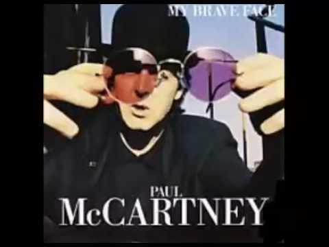 my brave face paul mccartney