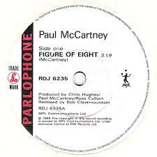 Paul McCartney Figure of Eight
