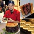 Ramen-Burger-Chef Keizo Shimamoto